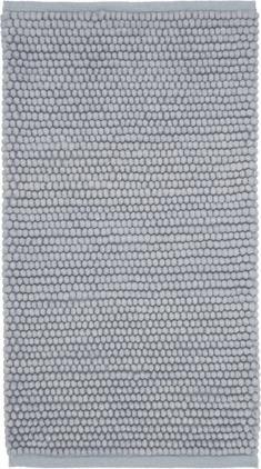 Vlnený koberec Pebble, svetlosivá