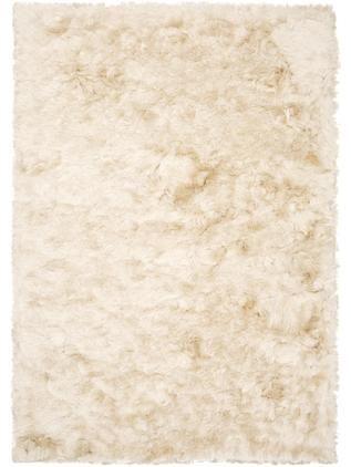 Lesklý koberec s vysokým vlasom Jimmy