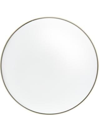 Kulaté nástěnné zrcadlo Ivy
