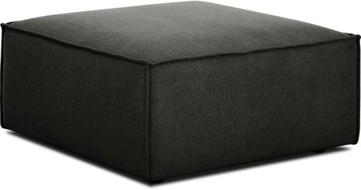 Sofa-Hocker Lennon in Anthrazit
