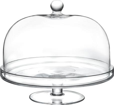 Kristall-Tortenplatte Lia