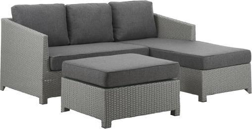 Garten-Lounge-Set Conmay, 3-tlg.