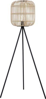 Tripod Stehlampe Bordesley im Boho-Style
