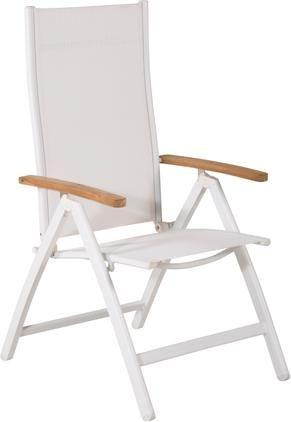 Skladacia záhradná stolička Panama