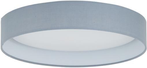 LED-Deckenleuchte Helen in Grau