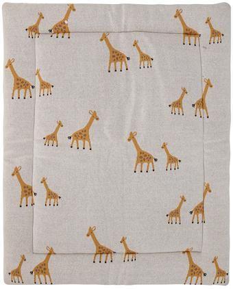 Decke Giraffe