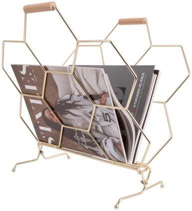Zeitschriftenhalter Honeycomb