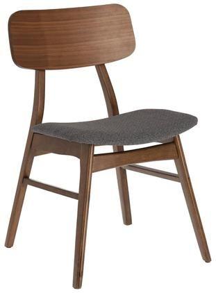 Stolička z dreva Selia, 2 ks
