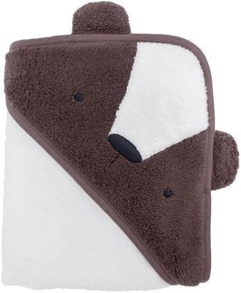 Asciugamano con cappuccio Bär