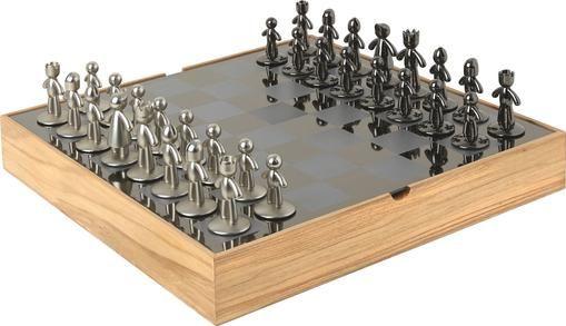 Schachspiel Buddy, 33-tlg.