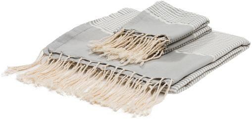 Set de toallas con tejido lúrex Copenhague, 3pzas.