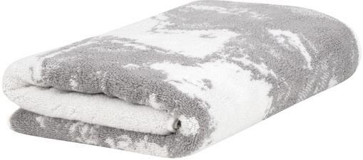 Handtuch Malin in verschiedenen Größen, mit Marmor-Print