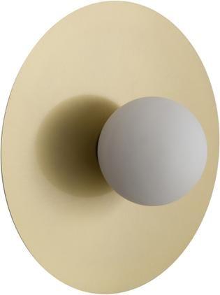 Wand- und Deckenleuchte Starling in Gold