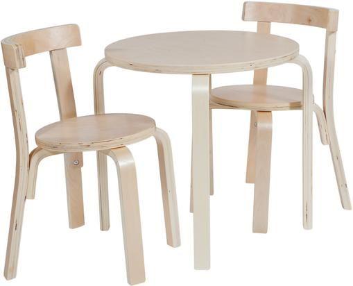 Set de mesa infantil Silvio, 3pzas.