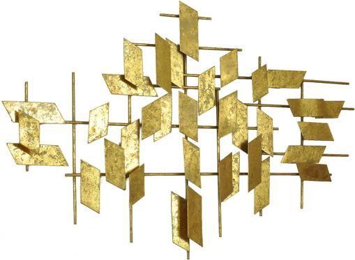 XL-Wandobjekt Tara aus Metall