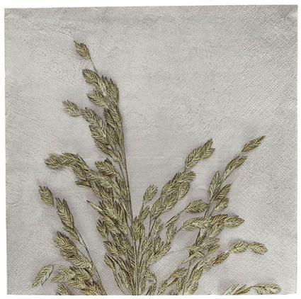 Servilletas de papel Grass, 40uds.