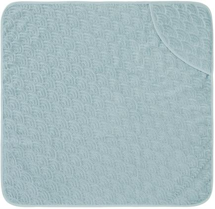 Asciugamano per bambini in cotone organico Wave