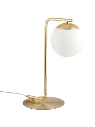 Tischlampe Grant in Messing