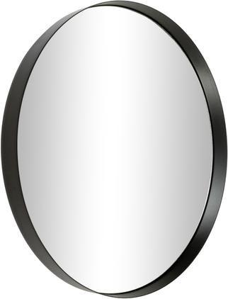 Wandspiegel Metal mit schwarzem Rahmen