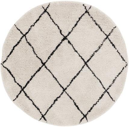 Teppich Rund 200 Zentimeter Weicher Boden Westwing