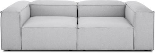 Modulares Sofa Lennon (3-Sitzer) in Hellgrau