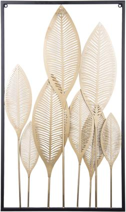 Wandobjekt Art Leaves