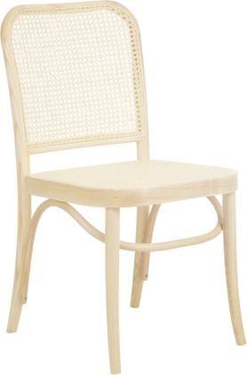Drevená stolička s viedenským výpletom Franz