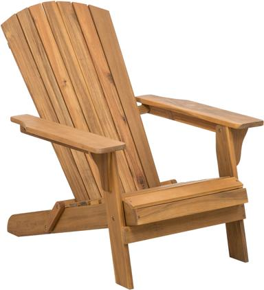 Garten-Loungestuhl Charlie aus Akazienholz
