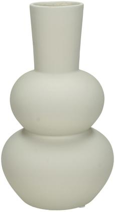 Vase Eathan aus Steingut