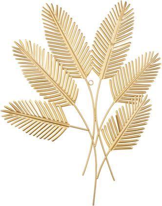 Wandobjekt Beech Leaves