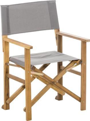 Skladacia režisérska stolička Zoe