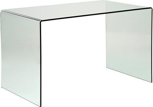 Schreibtisch Club aus Glas
