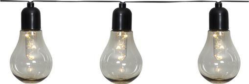 LED-Lichterkette Glow, 505 cm