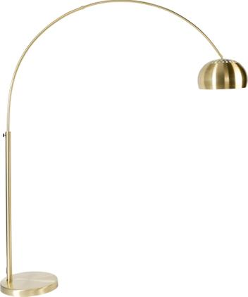 Bogenlampe Metal Bow in Gold