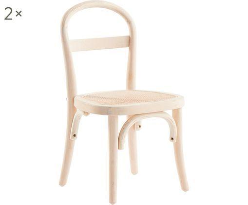 Kinderstühle Rippats, 2 Stück
