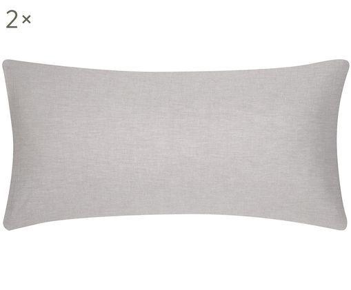 Kissenbezüge Cashmere in Beige, 2 Stück, Beige