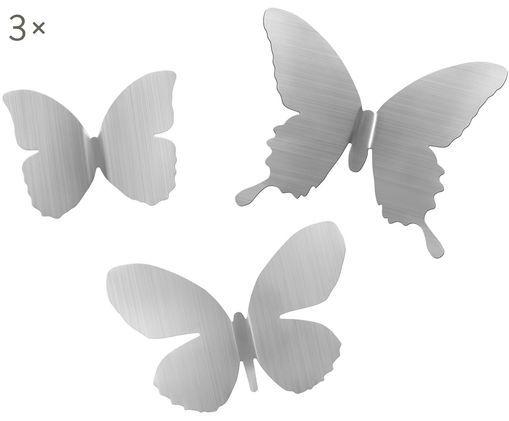 Set decorazioni Mariposa, 9 pz., Nichel