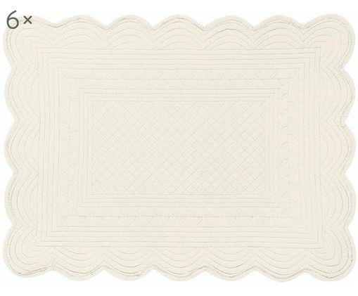 Tischsets Boutis, 6 Stück