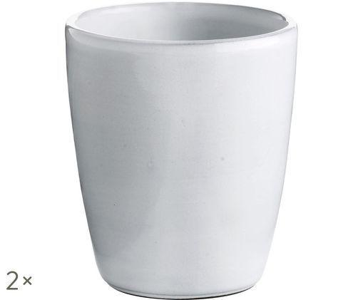 Tezza Haze, 2 pz., Bianco, grigio