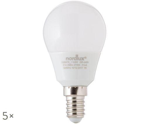 Ampoules à LED Azer (E14-4W) 5 pièces, Blanc