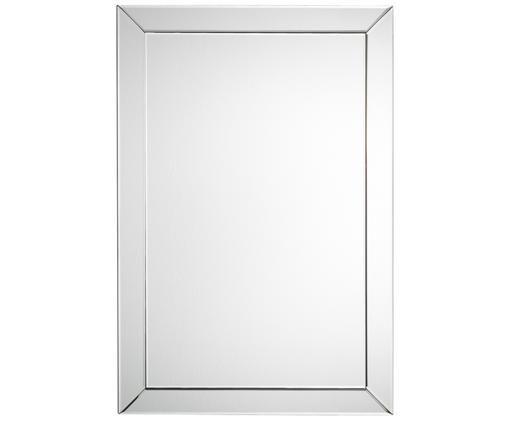 Wandspiegel Marion, Vorderseite: Spiegelglas, Rückseite: Mitteldichte Holzfaserpla, Spiegelglas, 60 x 90 cm