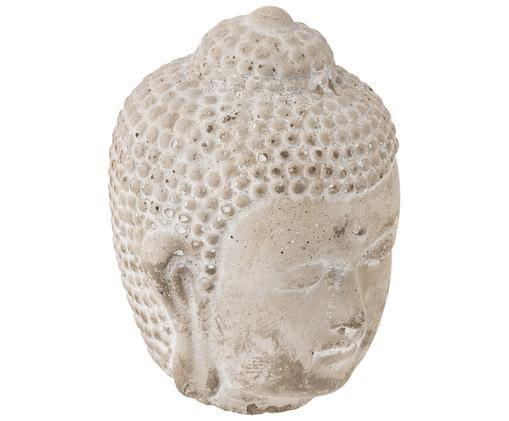 Deko-Objekt Buddha, Grau