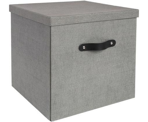 Scatola custodia Texas, Scatola esterno: grigio scatola interno: nero manico: nero