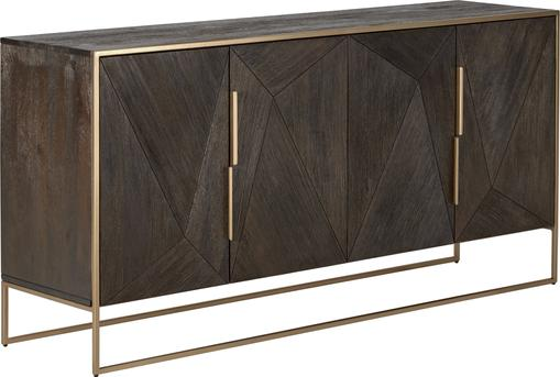Sideboard Harry aus Massivholz