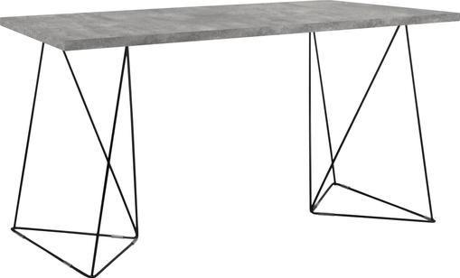 Schreibtisch Max mit Trestle Beinen