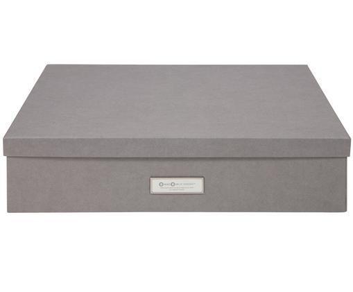 Scatola custodia Jakob, Scatola esterno: grigio chiaro scatola interno: bianco