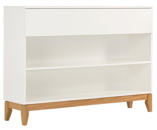 Commode Blanco, Blanc, brun