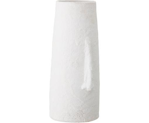 Große Deko-Vase Nose aus Terracotta