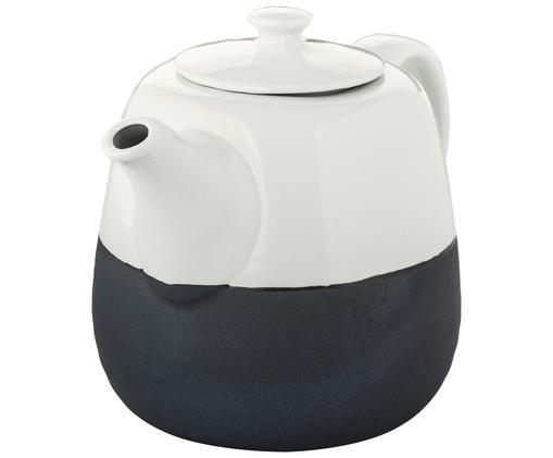 Handgemachte Teekanne Esrum matt/glänzend