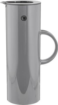 Isolierkanne EM77 in Grau glänzend